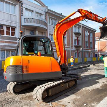 Entreprises de travaux publics et routiers